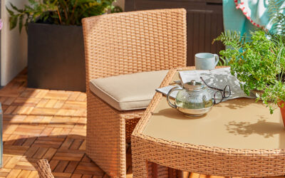 5 elementos imprescindibles para la decoración de tu terraza