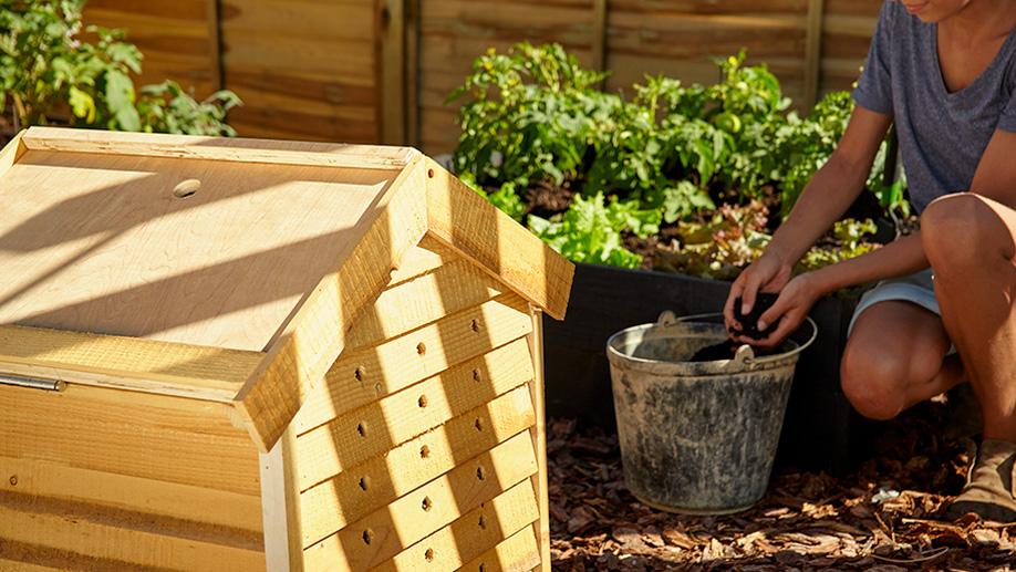 Cómo hacer compost en casa en 7 sencillos pasos