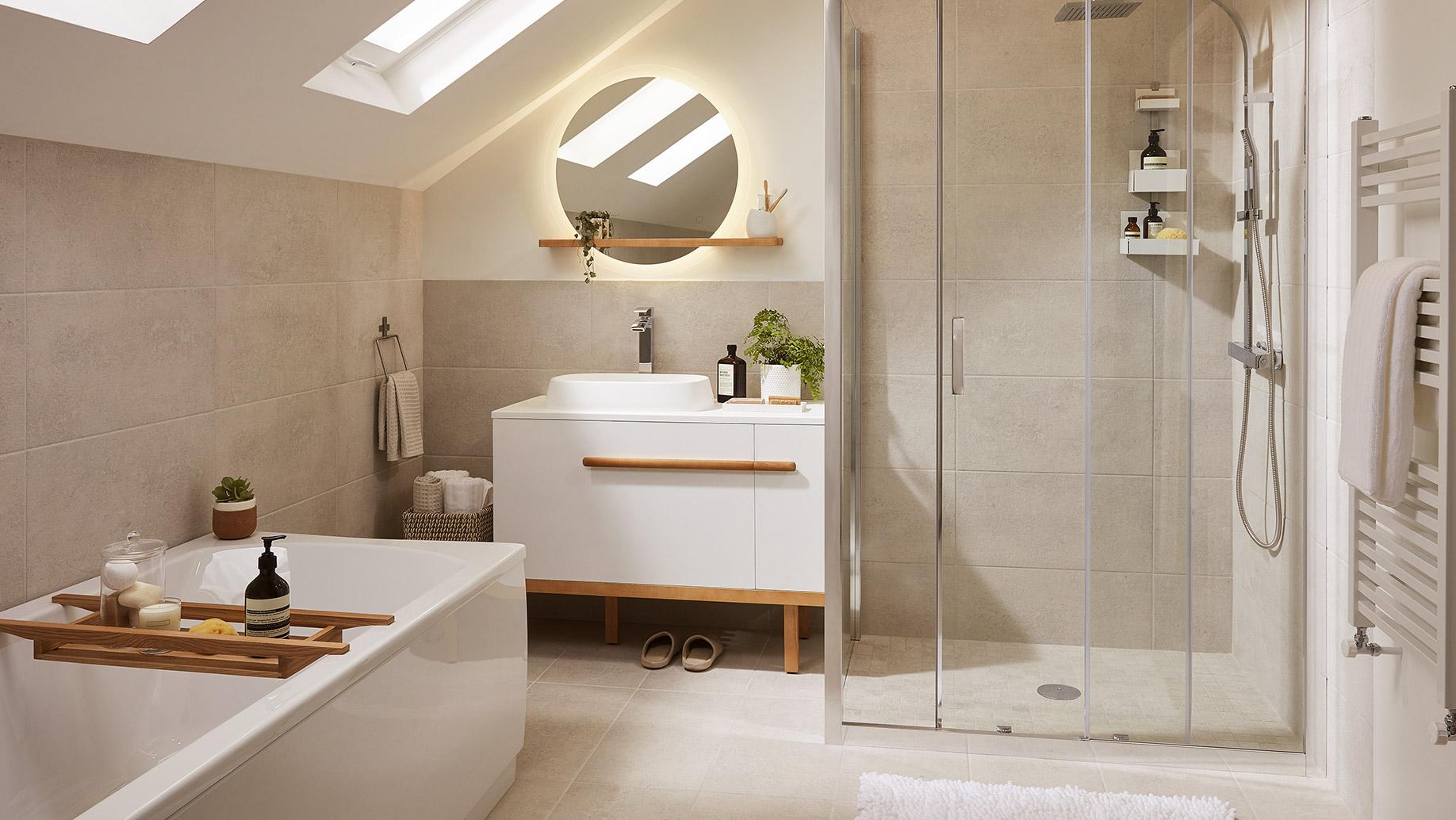 Cambia la mampara de la ducha en 15 sencillos pasos