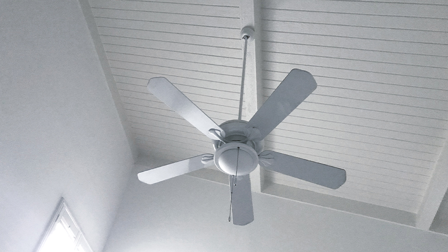 ¿Cómo elegir un ventilador de techo? Las 5 dudas más frecuentes