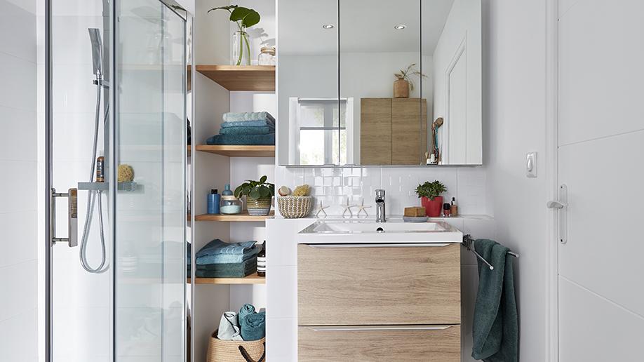 Tips deco para cuartos de baño pequeños