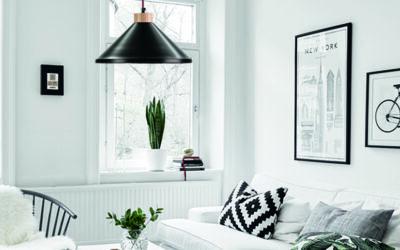 Cómo iluminar el salón comedor de tu hogar