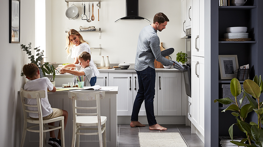 Consejos para elegir la distribución ideal de tu cocina