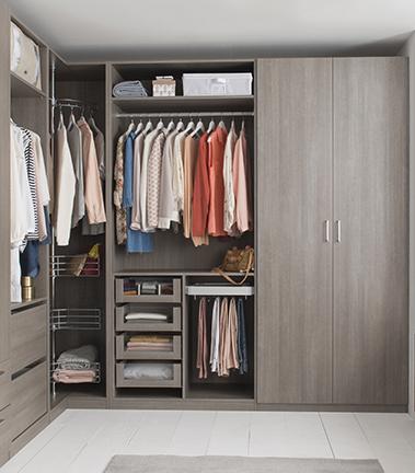 Cómo Hacer Un Vestidor Perfecto En Tu Habitación Brico Blog