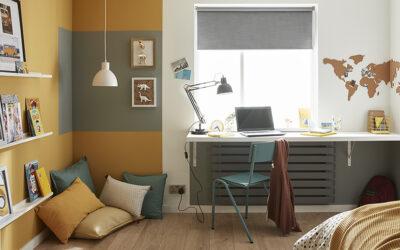 Cómo decorar un cuarto de estudio para niños
