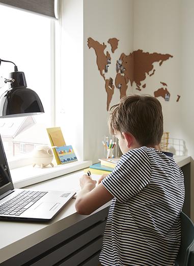 ▷ Vuelta al cole: cómo decorar un cuarto de estudio para niños