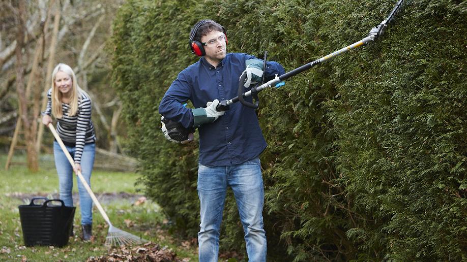 7 trabajos para el cuidado del jardín en otoño