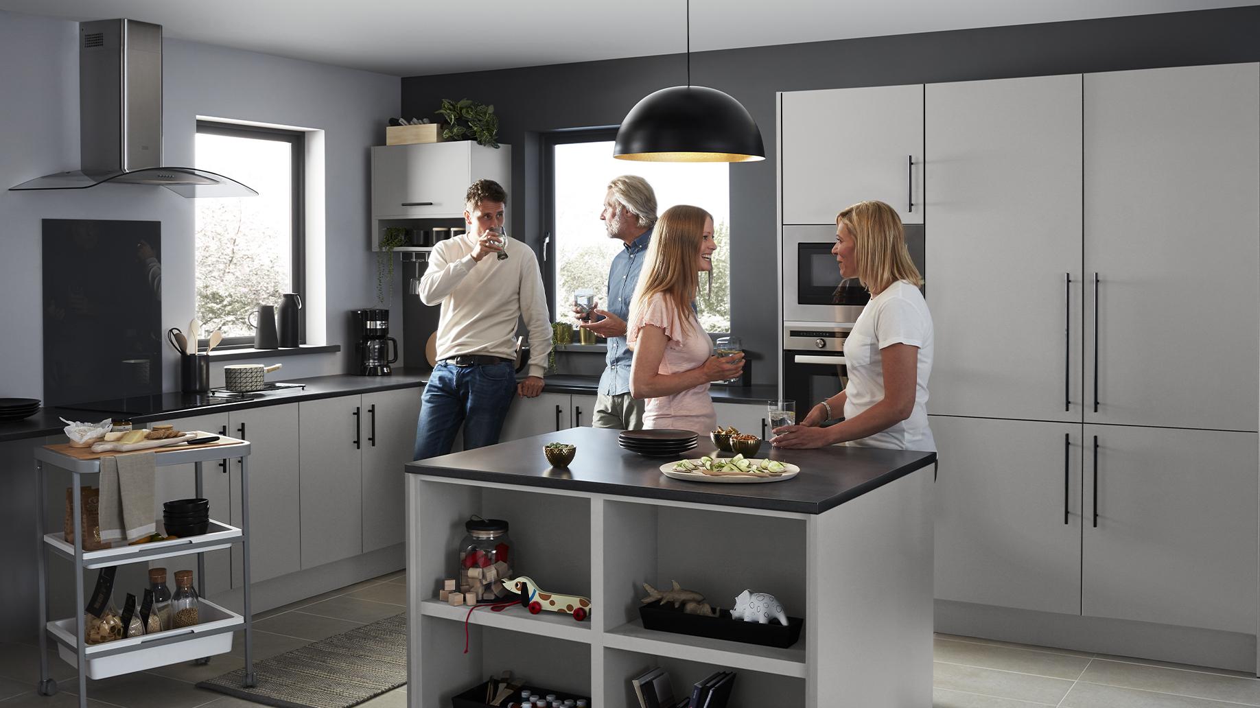 ¡Que se haga la luz! 💡 Aprende a iluminar tu cocina