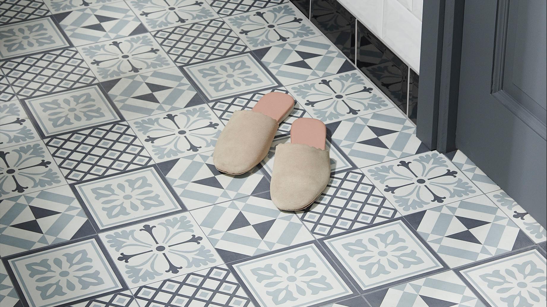 Cómo colocar suelo vinílico en tu hogar