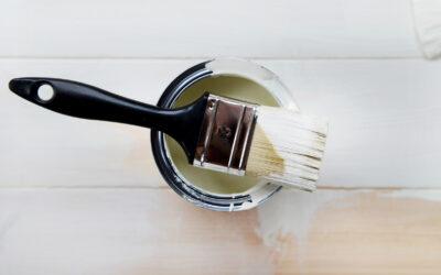Guía de Herramientas para Pintar: Paletinas, Pinceles y Brochas