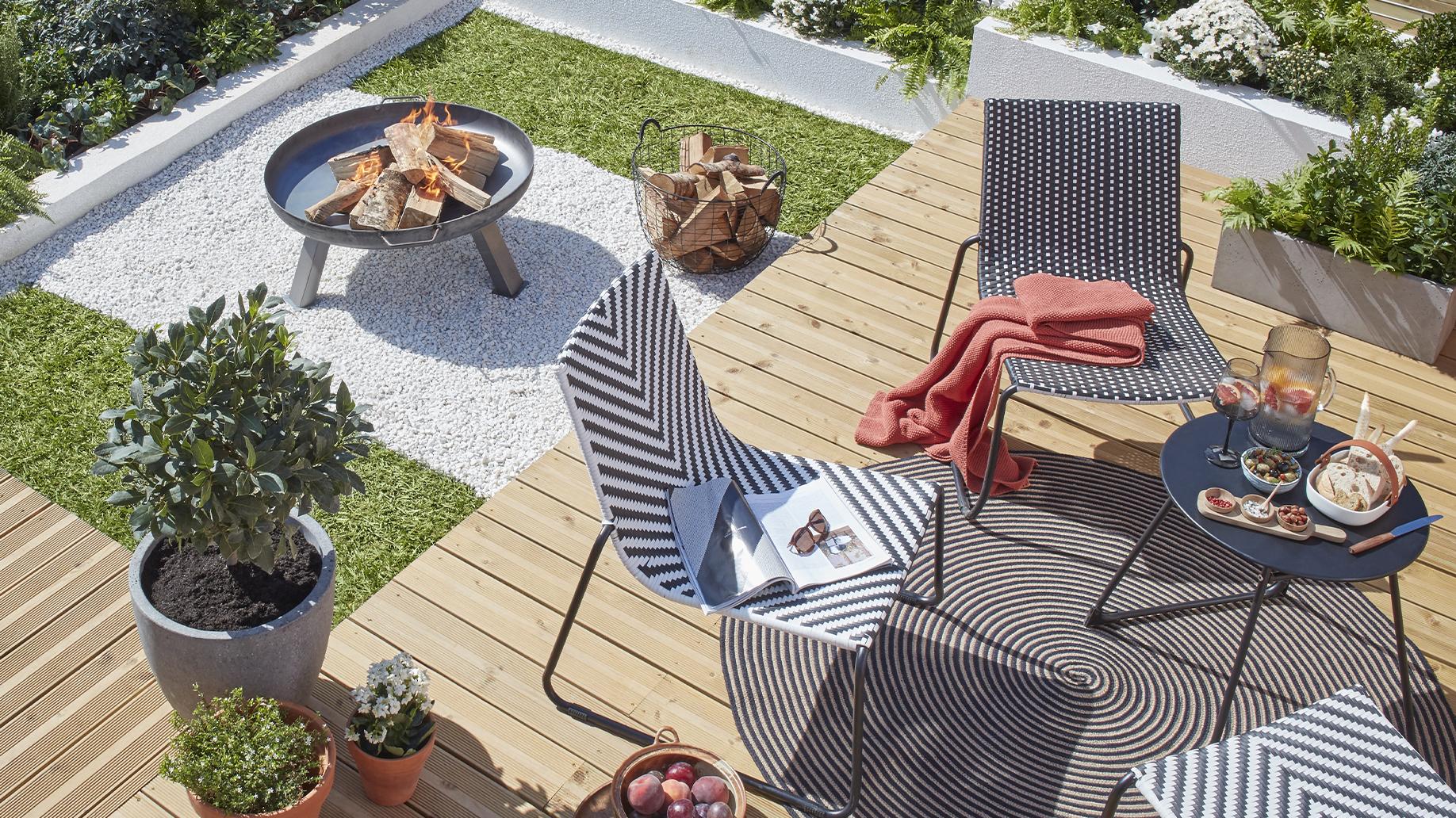Tipos de suelos para exterior: ¿Cuál es el mejor?