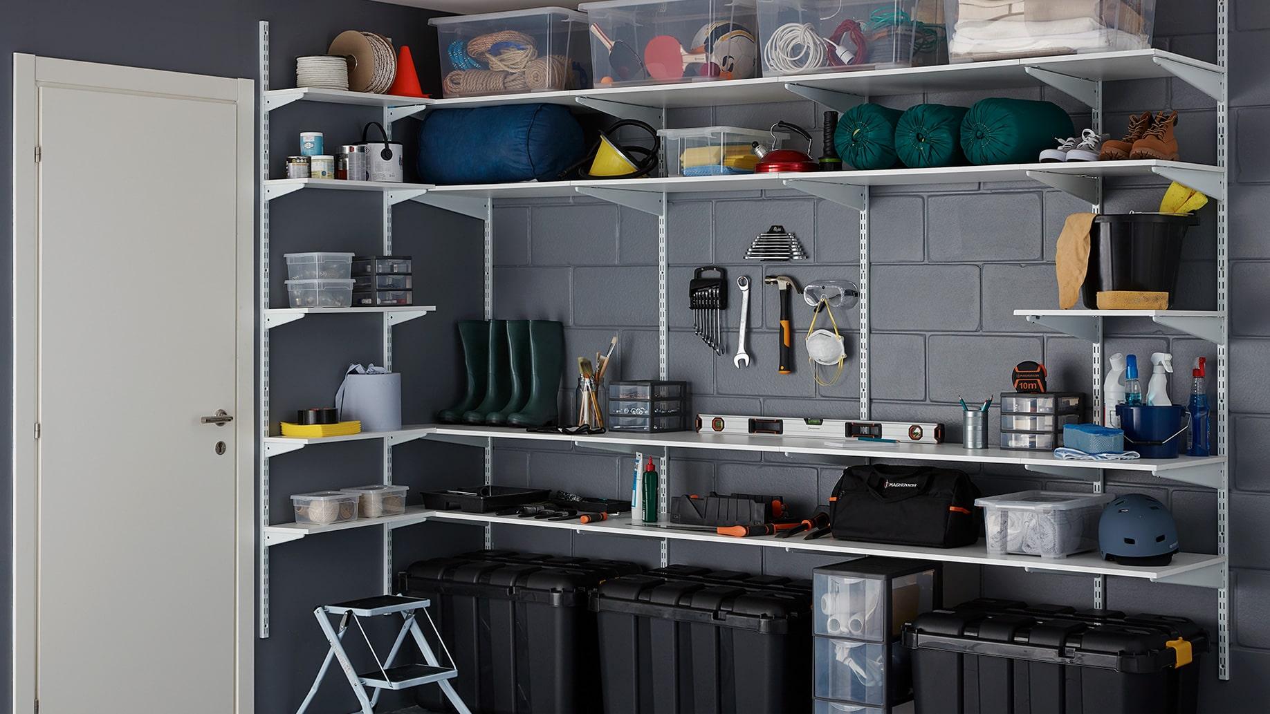 Cómo organizar un trastero y aprovechar al máximo el espacio