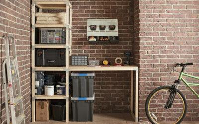 Claves para organizar las herramientas de bricolaje de tu zona de trabajo