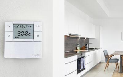 Cómo instalar un termostato