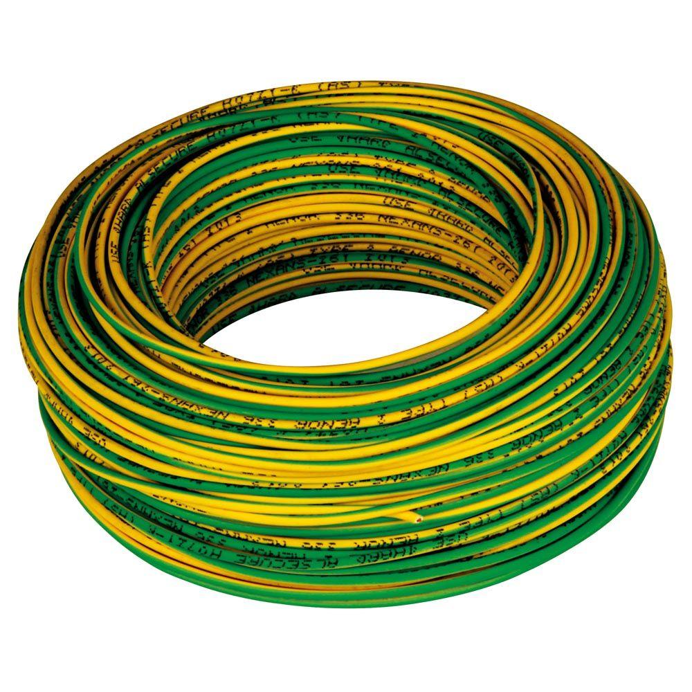 cable amarillo