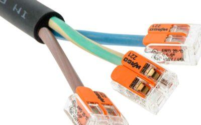 10 materiales necesarios para una instalación eléctrica