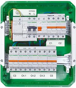 panel electrico