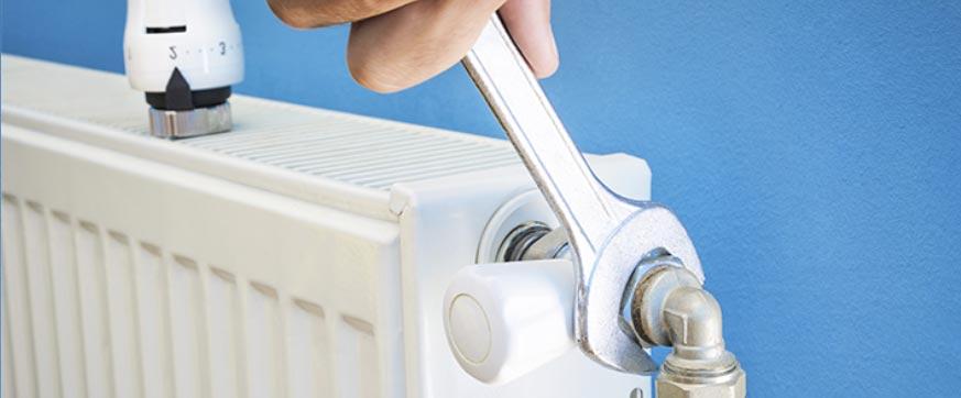 Como cambiar la llave de un radiador en 3 sencillos pasos