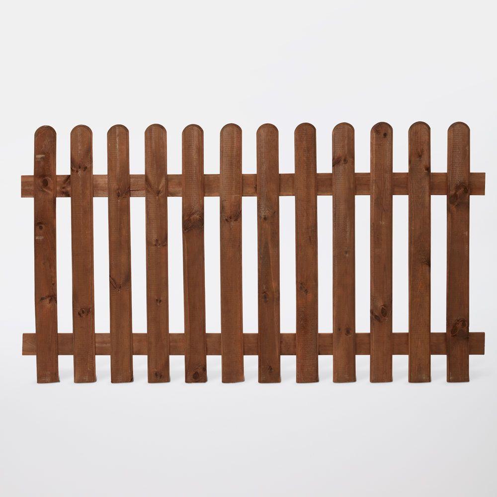 valla de madera luiro