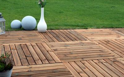 Cómo poner un suelo de madera para tu terraza exterior